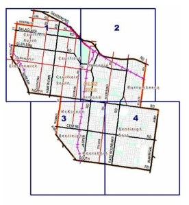 Glen Eira Planning Scheme Map c