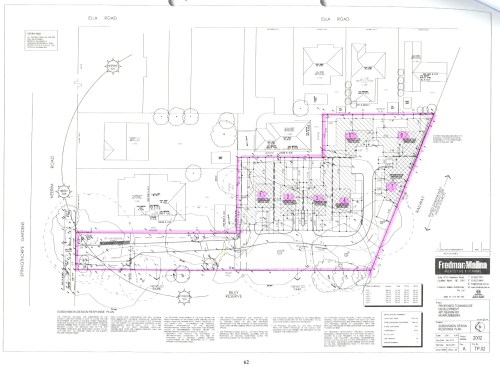487 Neerim Road Subdivision Plan Boundaries0001