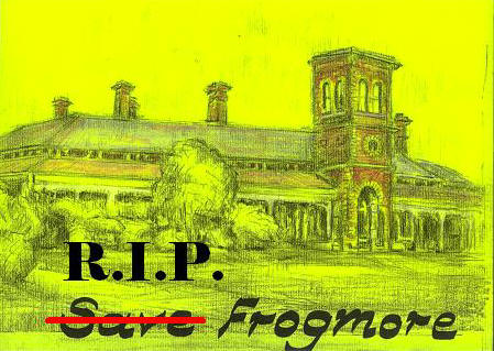 RIP Frogmore T