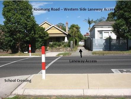 Western Side Laneway
